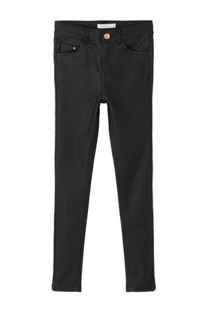 skinny broek NKFPOLLY zwart