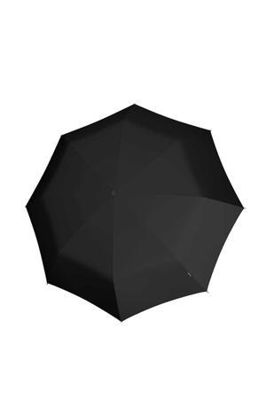 paraplu T-010 Small Manual zwart