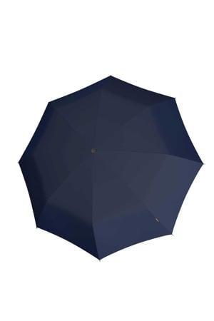 paraplu T-200 Medium Duomatic donkerblauw