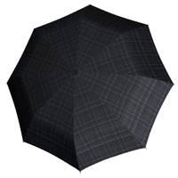 Knirps paraplu T-400 XL Duomatic zwart, Zwart