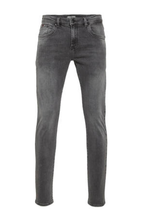 straight fit jeans Hollywood aaron wash
