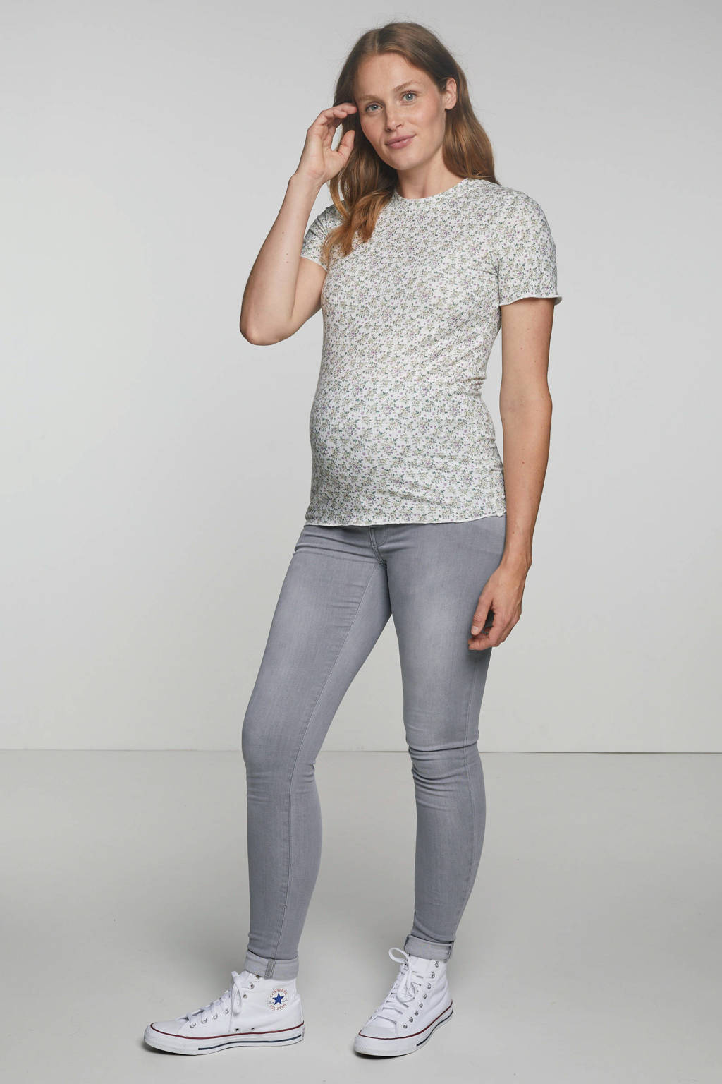 LOVE2WAIT super skinny jeans grijs, Grijs