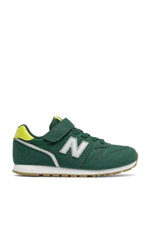 373  sneakers groen/geel