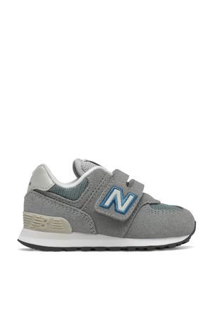 574  sneakers grijs/blauw