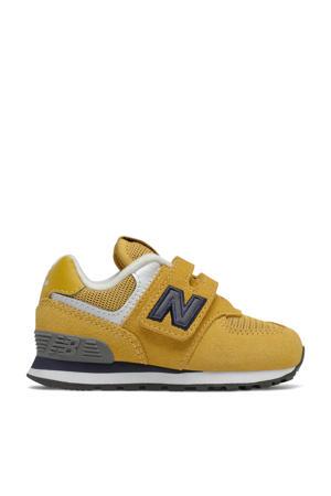 574  sneakers geel/grijs