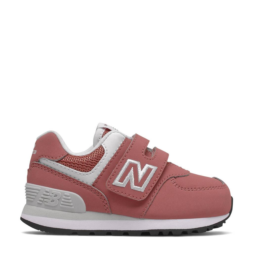 New Balance 574  sneakers roze/lichtgrijs, Roze/lichtgrijs