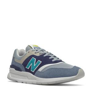 997  sneakers blauw/donkerblauw/grijs