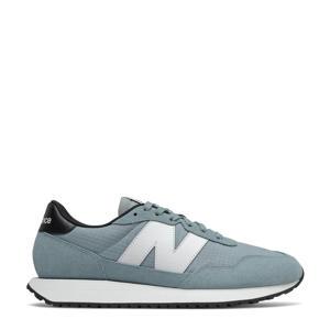 237  sneakers lichtgrijs/wit
