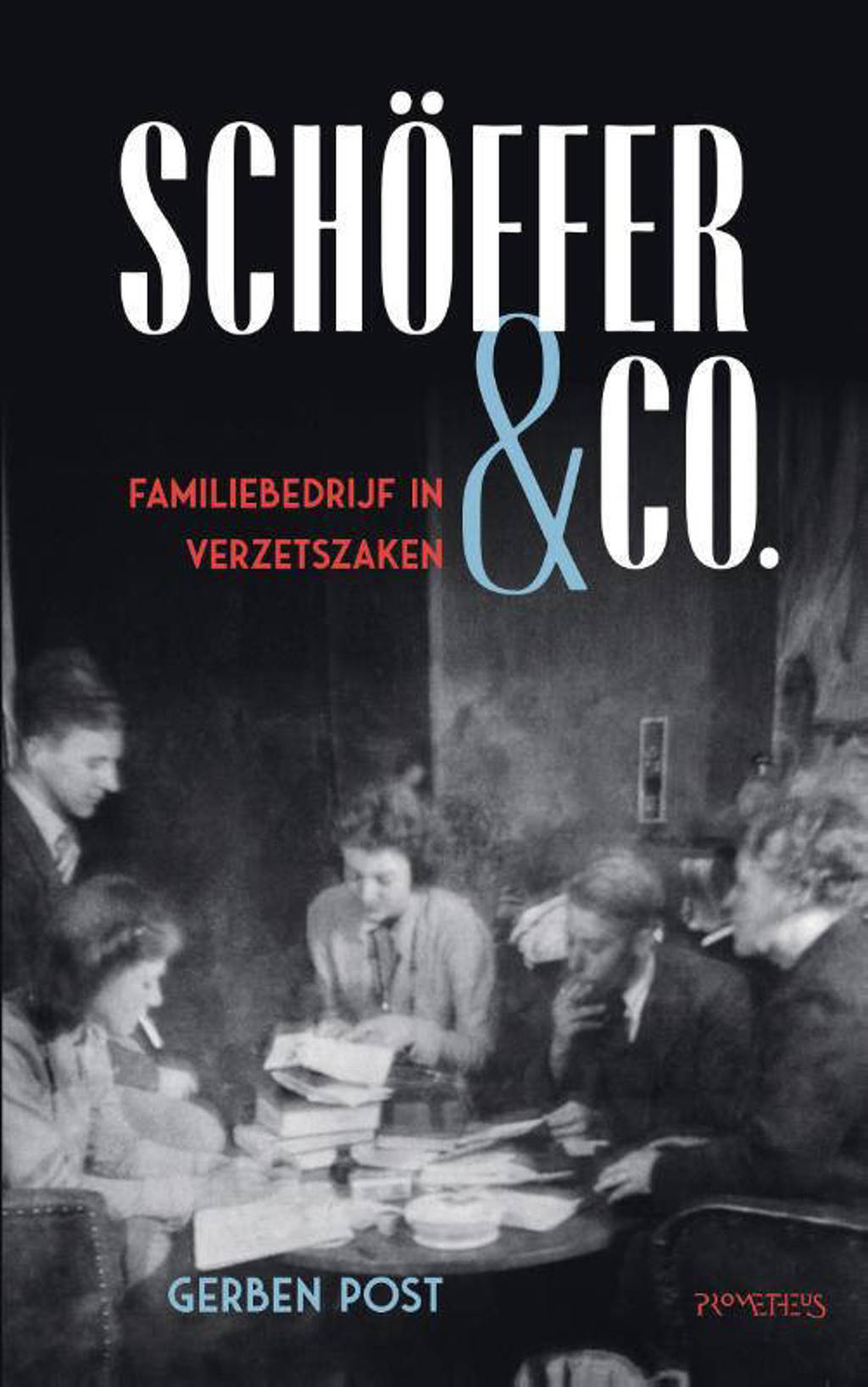 Schöffer & Co. - Gerben Post