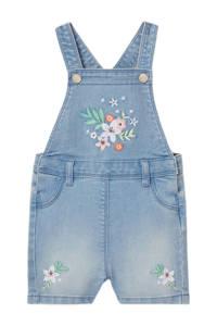 C&A Baby Club baby tuinbroek lichtblauw, Lichtblauw