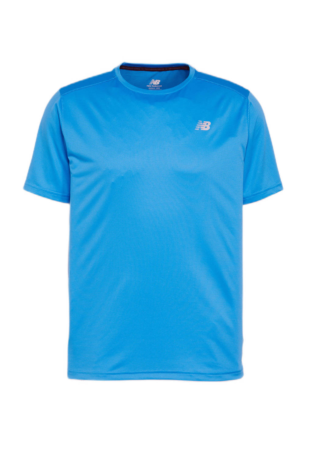 New Balance   sport T-shirt kobaltblauw, Kobaltblauw