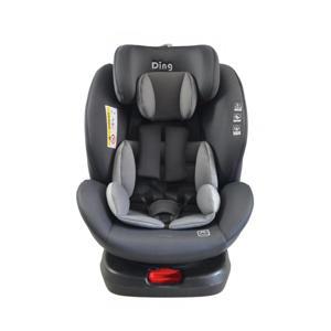 autostoel Cruz Isofix 0-36 kg GR.0/1/2/3 Donker Grijs