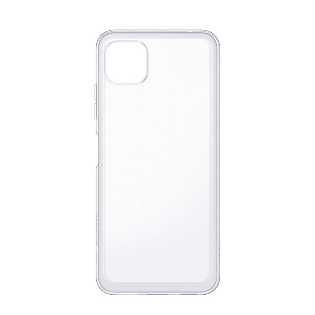 Samsung GALAXY A22 COVER Galaxy A22 Soft Clear Cover (Transparant) telefoonhoesje