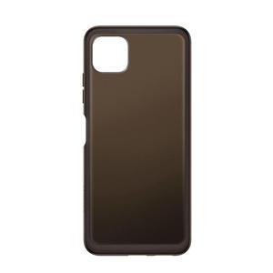 Galaxy A22 Cover telefoonhoesje (zwart)