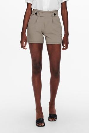 straight fit korte broek JDYGEGGO zand