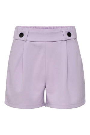 straight fit korte broek JDYGEGGO lila