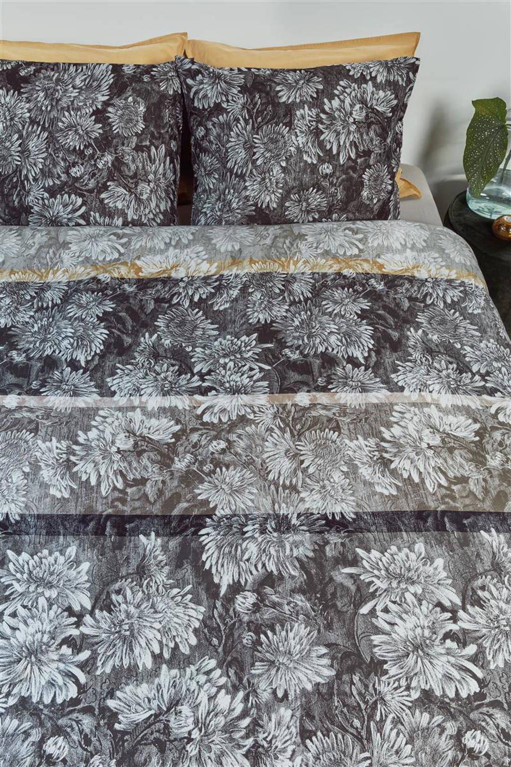 Beddinghouse katoensatijnen dekbedovertrek lits-jumeaux, Lits-jumeaux (240 cm breed)