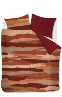 Beddinghouse katoenen dekbedovertrek lits-jumeaux, Lits-jumeaux (240 cm breed)