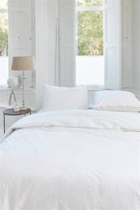 Riviera Maison katoensatijnen dekbedovertrek 1 persoons, 1 persoons (140 cm breed)