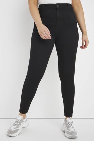 high waist skinny jeans CHLOE zwart