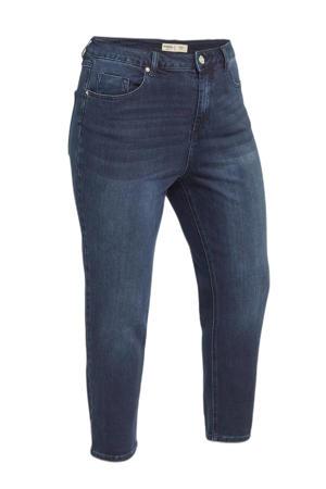 high waist mom jeans Demi dusky indigo