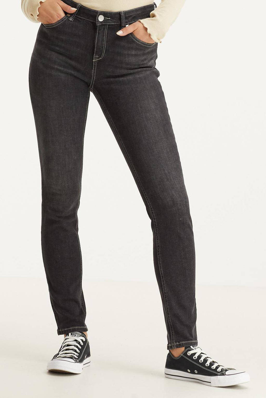 anytime slim fit jeans grijs, Grijs