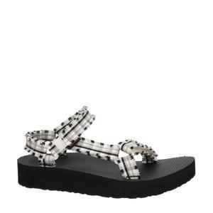 Frazier  outdoor sandalen wit/zwart