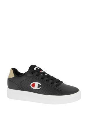 La Mesa  sneakers zwart/goud
