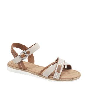 sandalen grijs/taupe