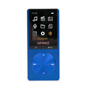 MP1820BT KM xvideo MP3 speler (blauw)
