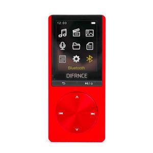 MP1820BT KM xvideo MP3 speler (rood)