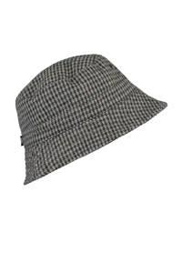 America Today bucket hat donkergroen/grijs, Donkergroen/grijs