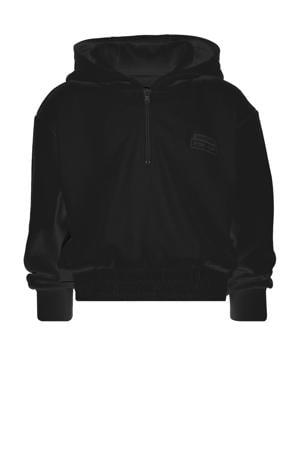 hoodie Nebia zwart