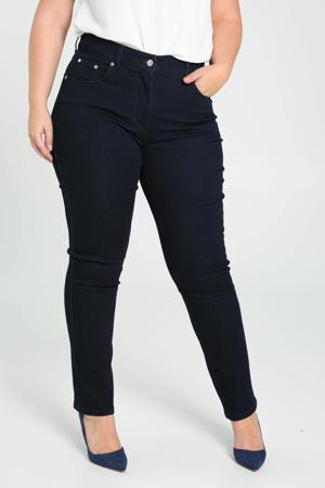 skinny broek dark denim