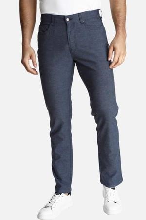 loose fit broek BARON WESLEY Plus Size donkerblauw