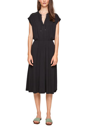 A-lijn jurk zwart