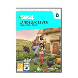 De Sims 4: Landelijk Leven Expansion Pack (code in a box) (PC)