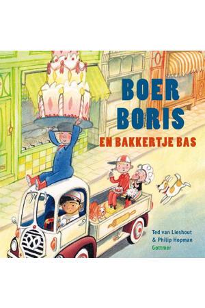 Boer Boris: Boer Boris en bakkertje Bas - Ted van Lieshout