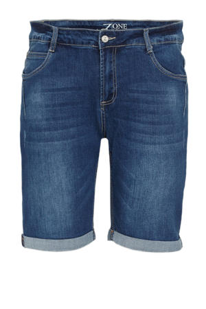 bermuda jeans Pamela dark denim