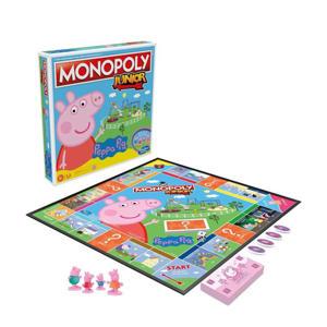 Monopoly Junior Peppa Pig bordspel