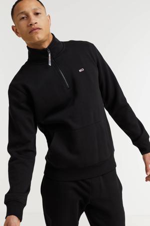 sweater met biologisch katoen black