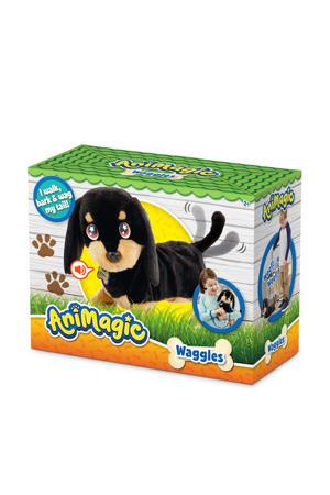 Animagic Waggles Dog  NEW / refresh interactieve knuffel