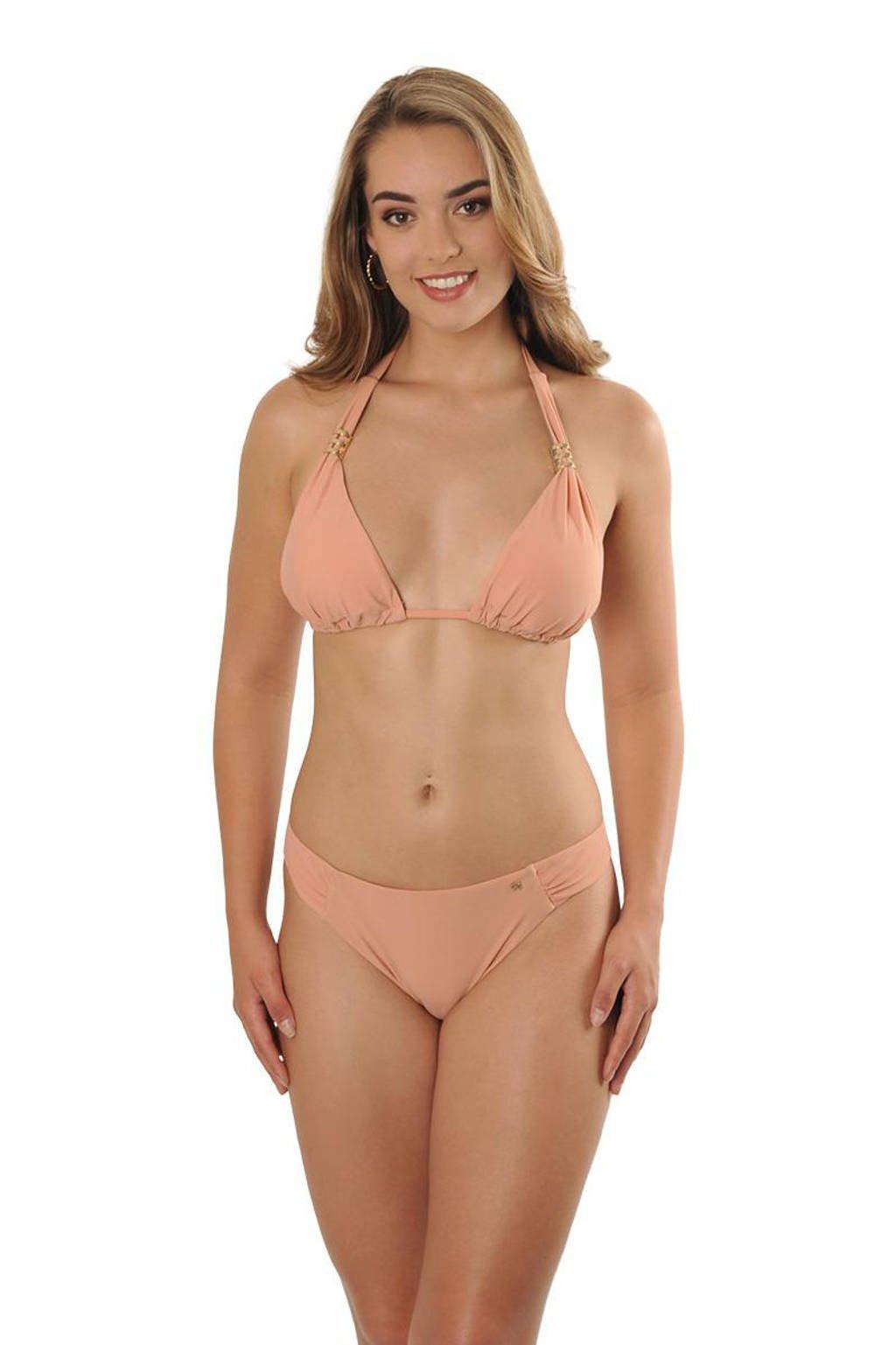 Gottex X Sapph bikinibroekje Debby zalmroze, Zalmroze