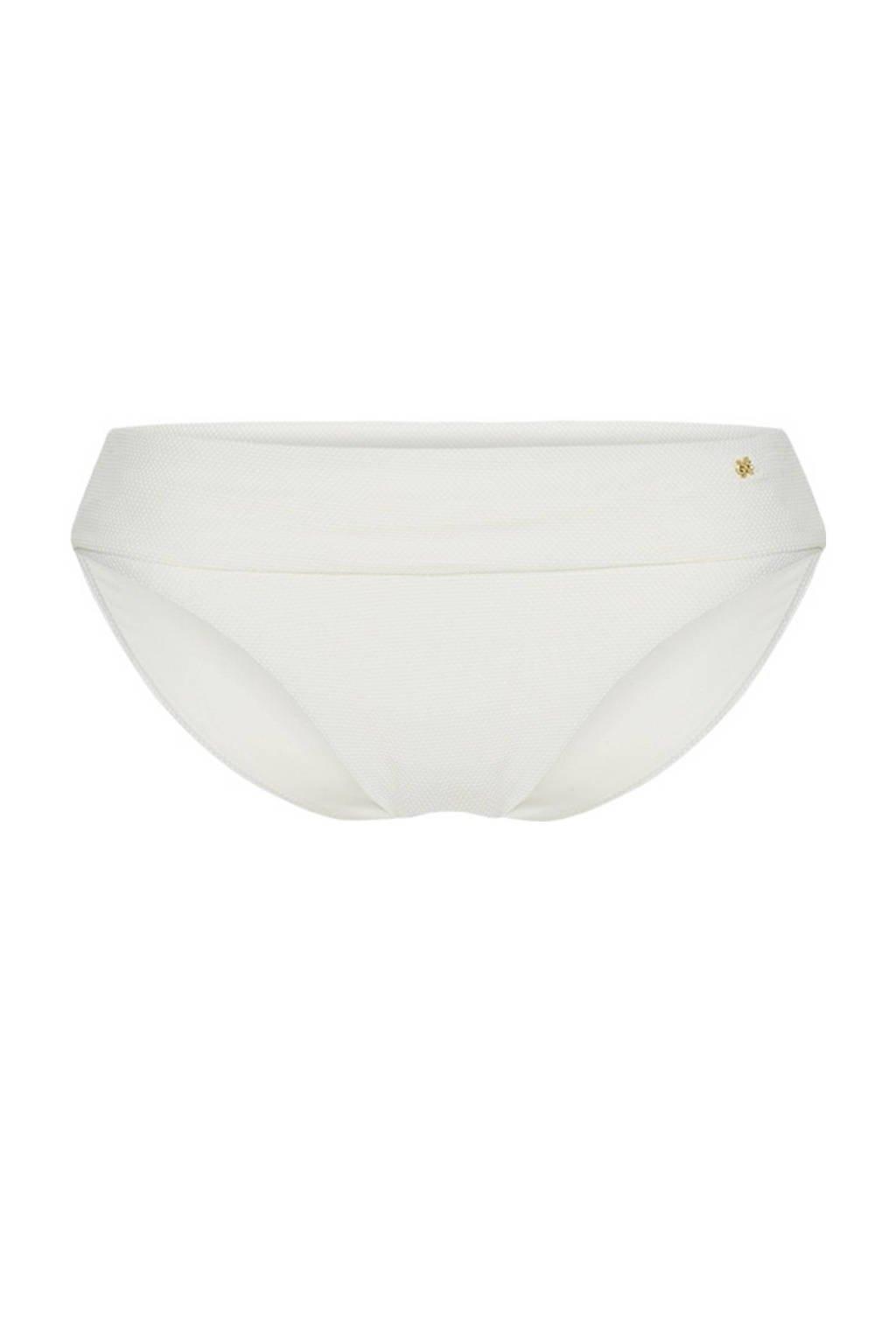 Gottex X Sapph omslag bikinibroekje Eva wit, Wit