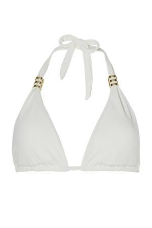 triangel bikinitop Audrey wit
