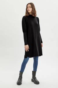 My Essential Wardrobe jurk MWElle Puff Dress zwart, Zwart