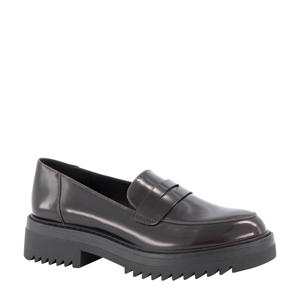 loafers donkerrood