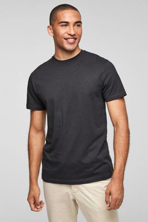 regular fit shirt donkerblauw