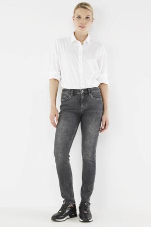 slim fit jeans black used
