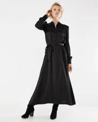 Mexx maxi jurk zwart, Zwart